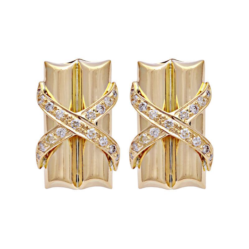 Earrings-Diamond