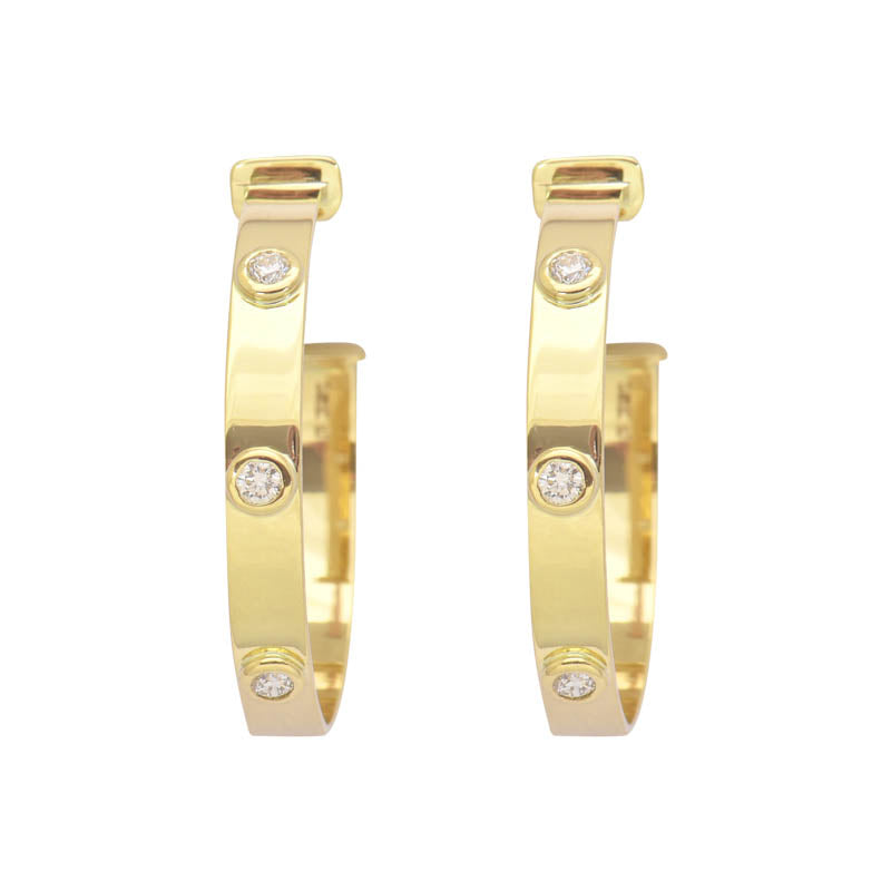 Earrings- Diamond