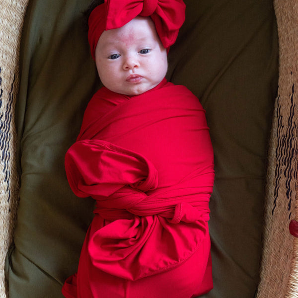 Red Swaddle