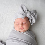 Cloud Grey Swaddle