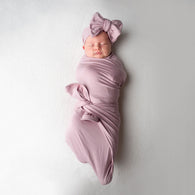 Dusty Rose Swaddle