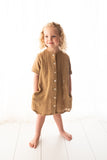 Honey Linen T-shirt/Dress