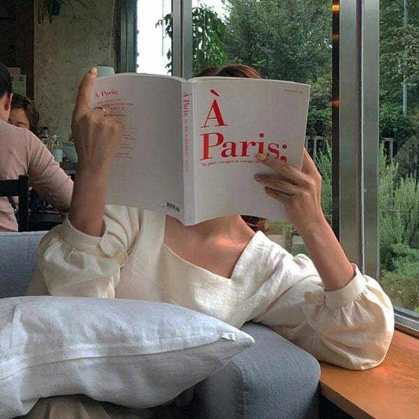 LESSON #1: OUR FAVOURITE (FRENCH) WEEKEND READS