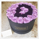 Extra Large Round Blossom Box - Bespoke Arrangement