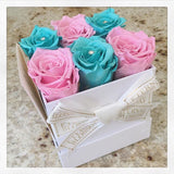 6 Piece Blossom Box - Bespokely Arranged