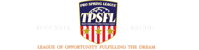 Trinity Professional Spring Football League