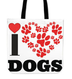 DOG LOVERS Tote Bag