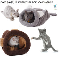 Cat and Dogs Sleeping Bag