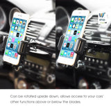 iPhone and Smartphone Holder with 360 degree Rotation