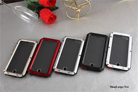 Luxury Armor Metal  Case for iPhones