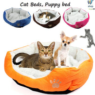 Cute Soft Pet Bed