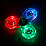 Crystal LED Light Hand Spinner