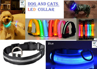 Dog and Cats LED Cool Collar
