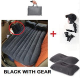 Car air mattress- Car air SOFA + air pump+2 pillows- FIT ANY CARS