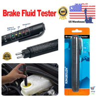 Brake Fluid Tester for any Brake Fluid
