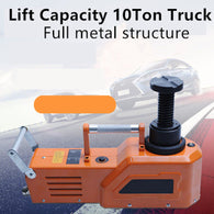10 TON Electric Heavy Duty SUV 12V/24V Car Jack electric jack Max Lifting Height 52cm