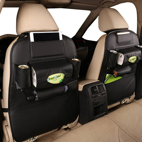 Car Seat Back Pocket Bag Organizer for Car