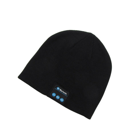 Warm Winter Hats with Bluetooth -Music & Handsfree headphone&Song switching &Voice control &Answering phone