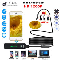Endoscope Camera for iPhone and Android