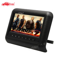 Full 7 inch HD LED Screen Portable Car Headrest DVD Monitor- Car DVD Player