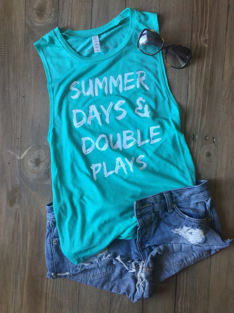 39a2f991bacd Summer Days Tank Top – Clutch Sports Apparel