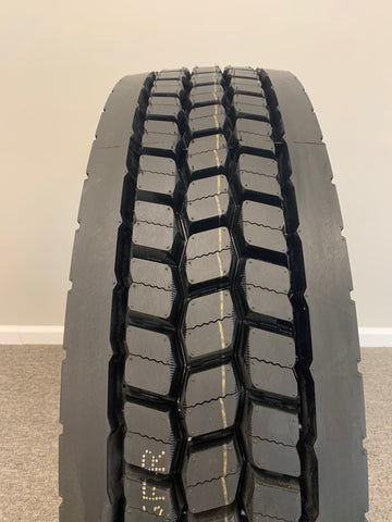 285/75R24.5 16ply - Amulet