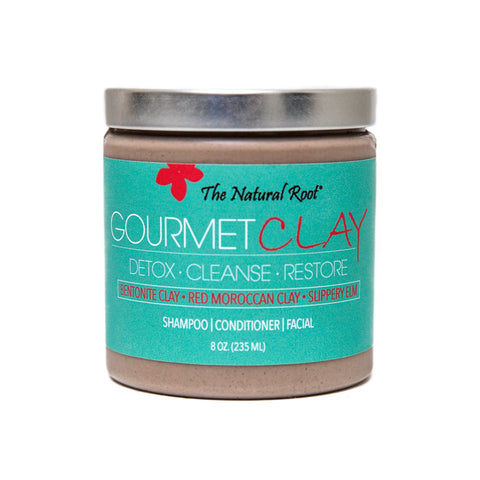 Gourmet Clay Detox 8oz.