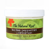 Shea Butter - Tea Tree, Peppermint & Cinnamon