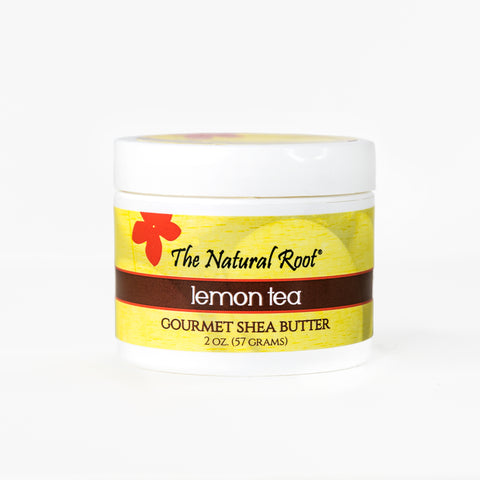 Shea Butter - Lemon Tea