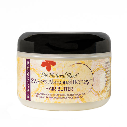 Sweet Almond Honey Hair Butter