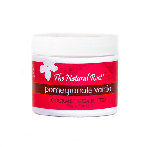 Shea Butter - Pomegranate Vanilla