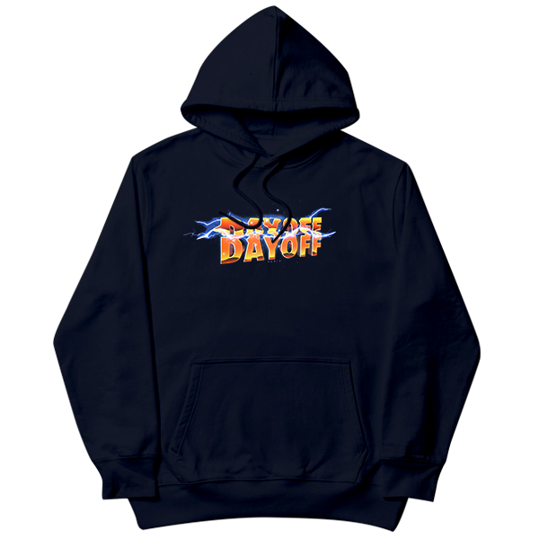 Hoodie back to the future