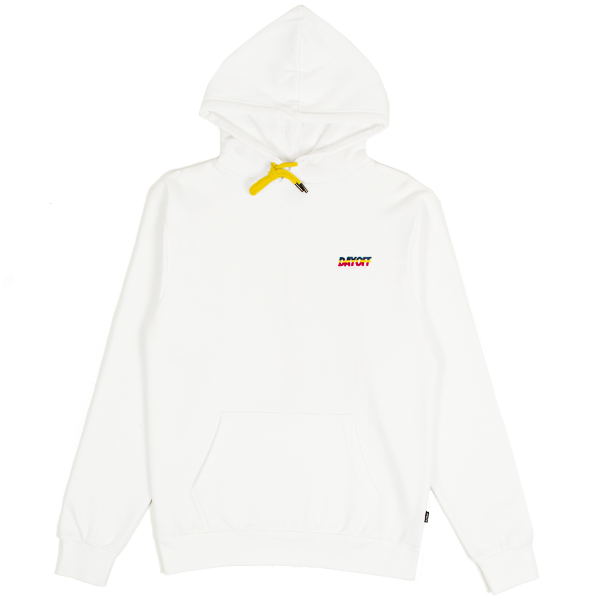 HOODIE Dayoff Athletic White