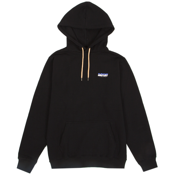 Hoodie Athletic Black