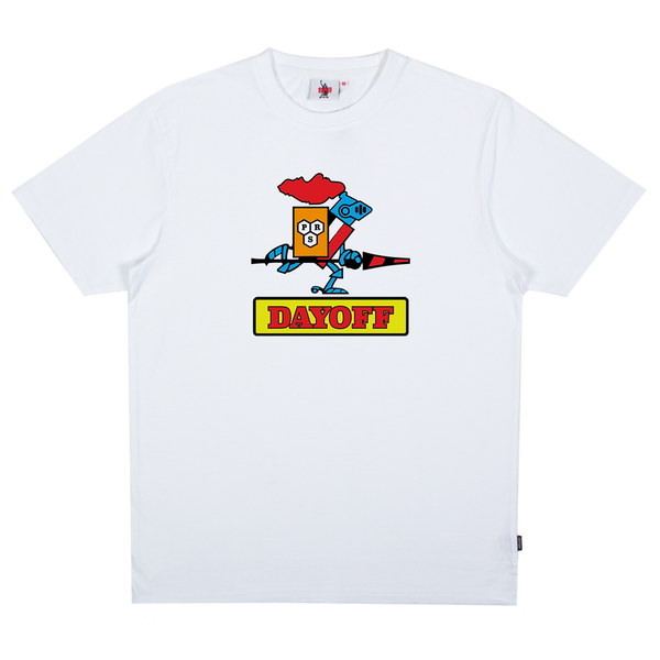 Tee Collector White