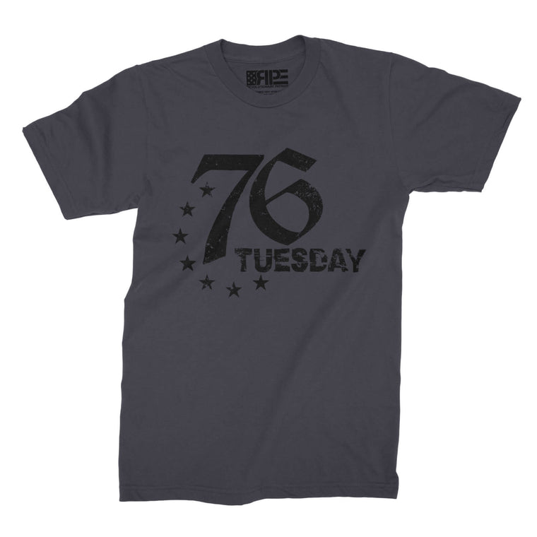 76 Tuesday (Grey)