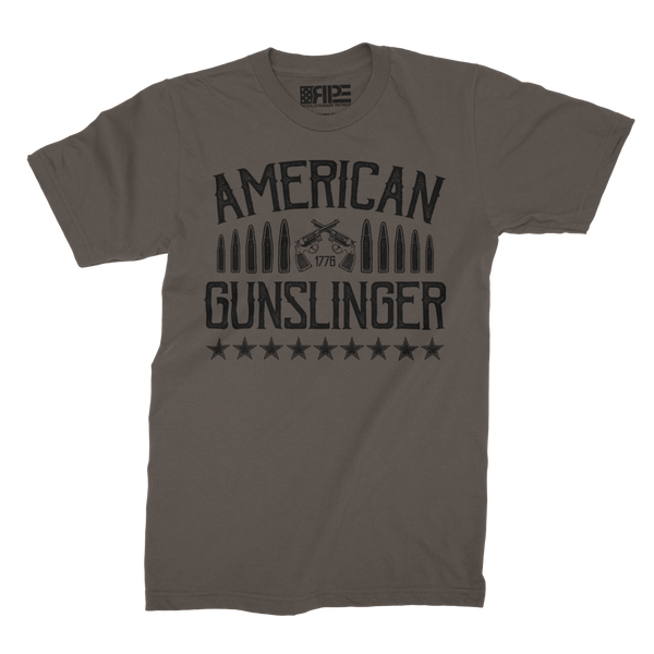 American Gunslinger (Coyote) - Revolutionary Patriot