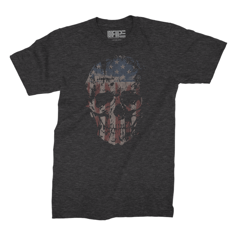 American Rebel (Dark Grey Heather)