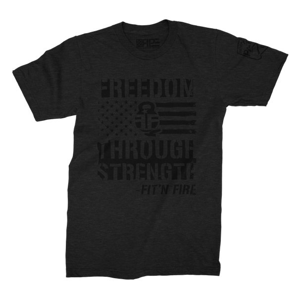 Freedom Through Strength (Blackout) - Revolutionary Patriot