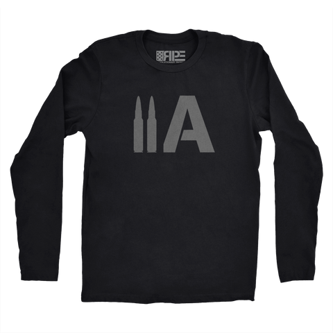 2A Long Sleeve (Black)