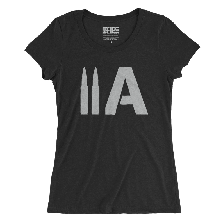 2A Women's - (Charcoal Triblend)