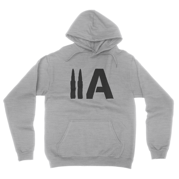 2A Hoodie (Heather Grey)