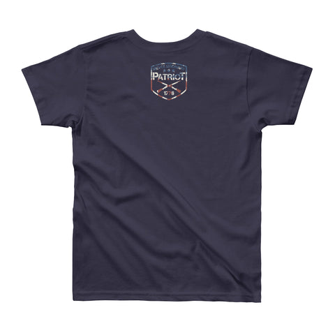 2A Kids Freedom Edition - (Navy) - Revolutionary Patriot