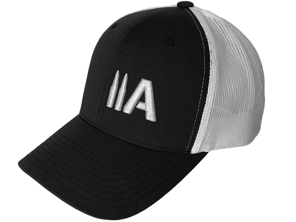 2A Trucker (Black / White)