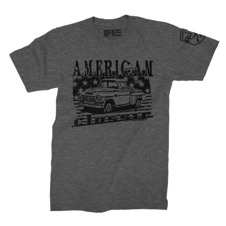 American Classic (Deep Heather)