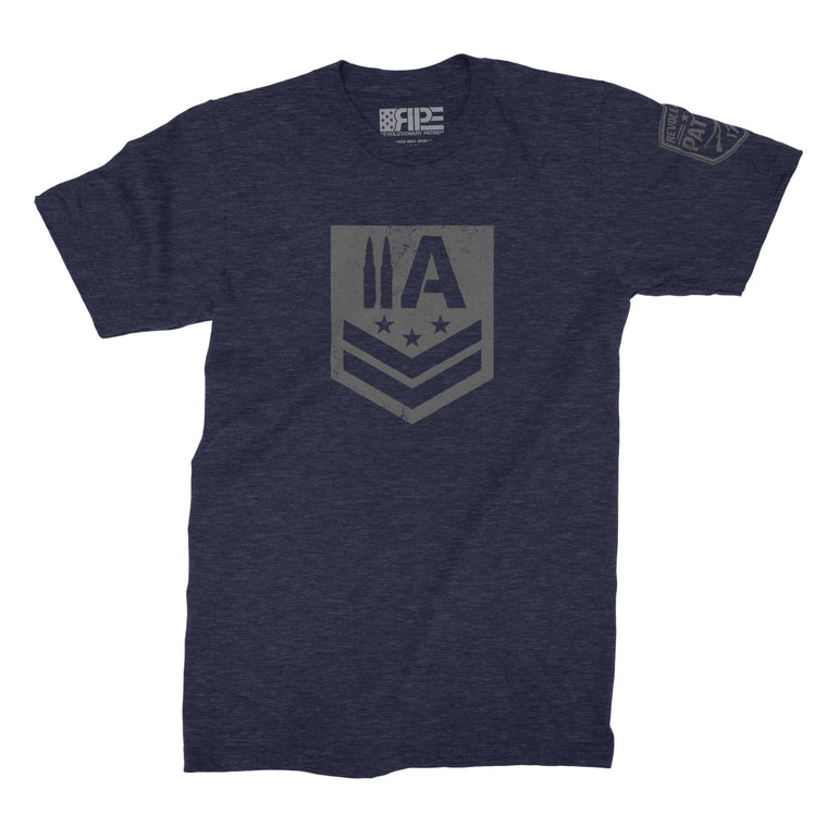 2A Insignia (Midnight Heather)