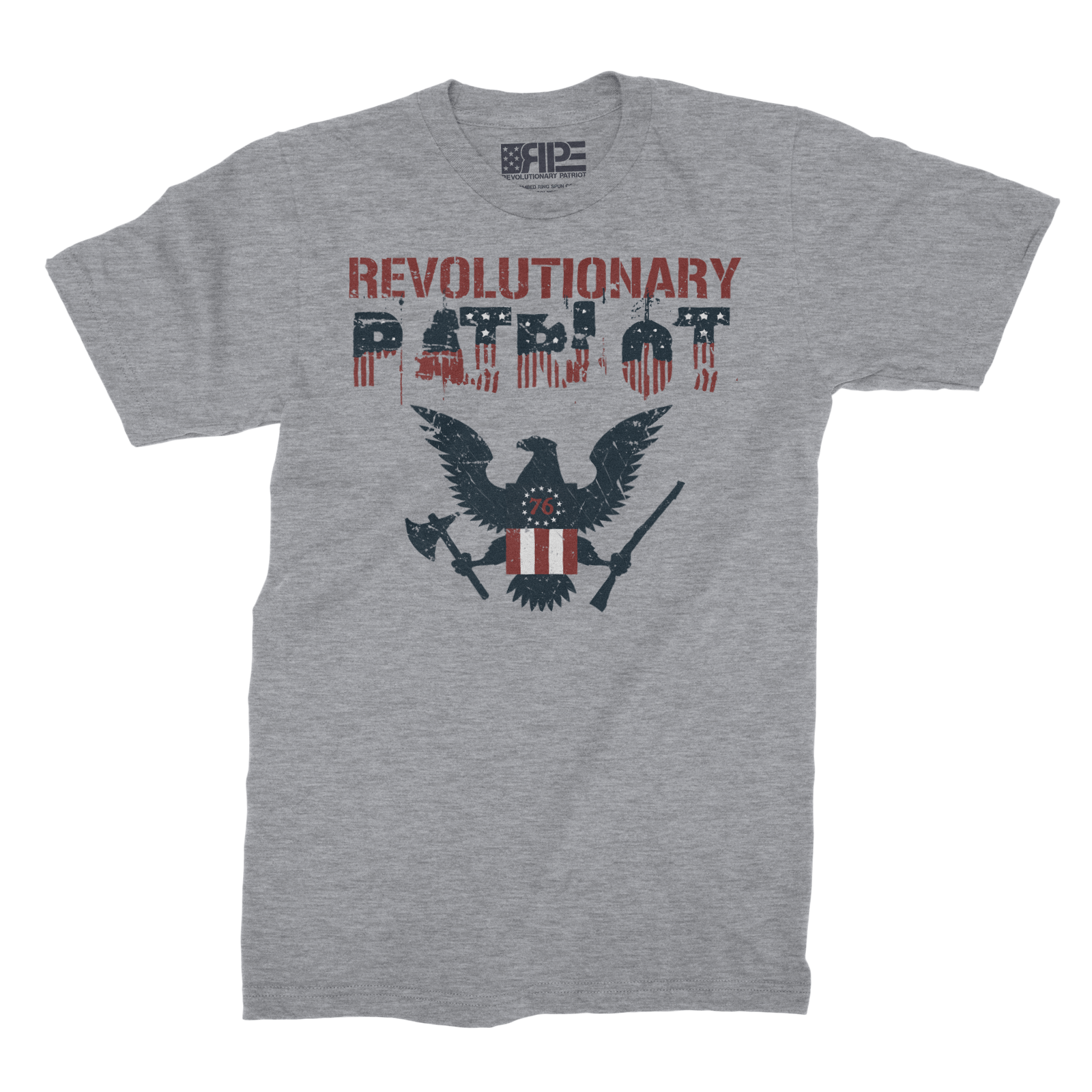 RP Eagle (Athletic Heather Grey)