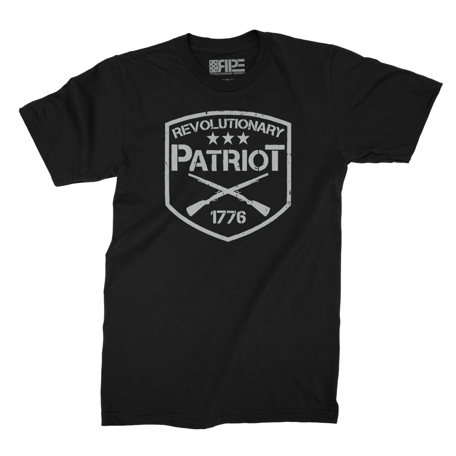 Revolutionary Patriot (Black)