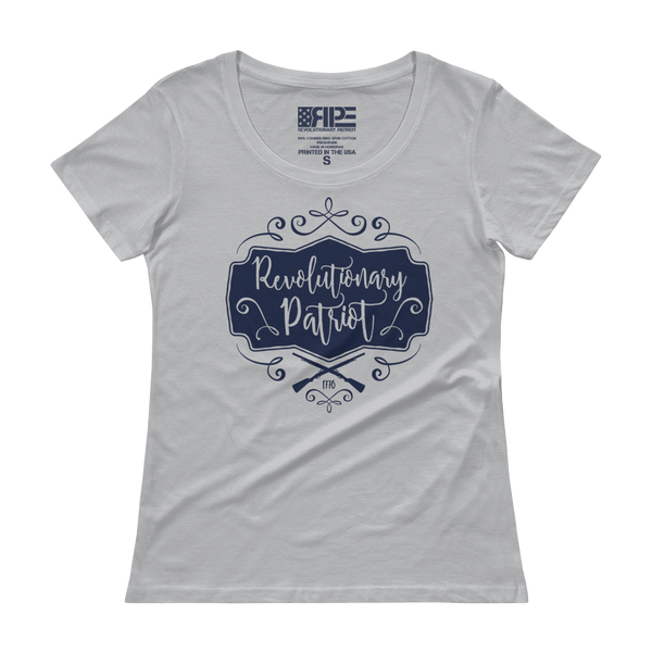 Rebel Women's - (Silver) - Revolutionary Patriot