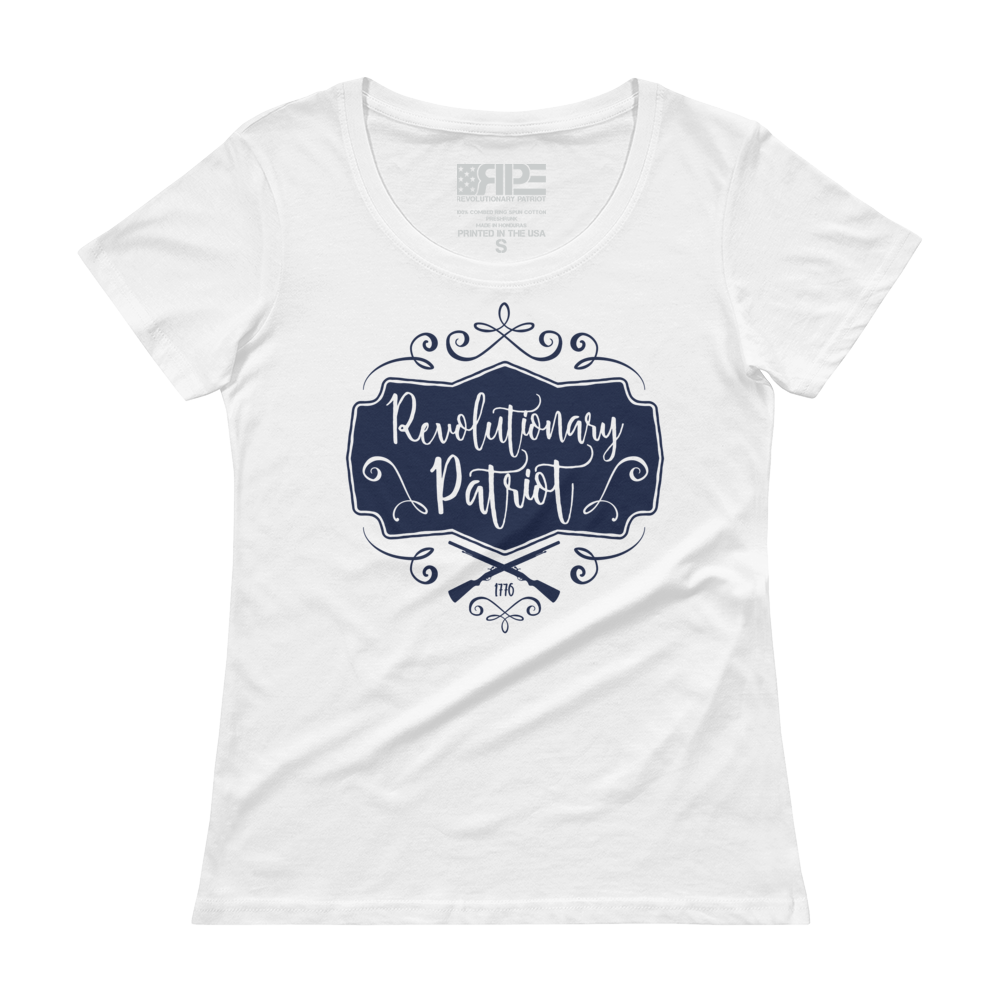 Rebel Women's - (White) - Revolutionary Patriot
